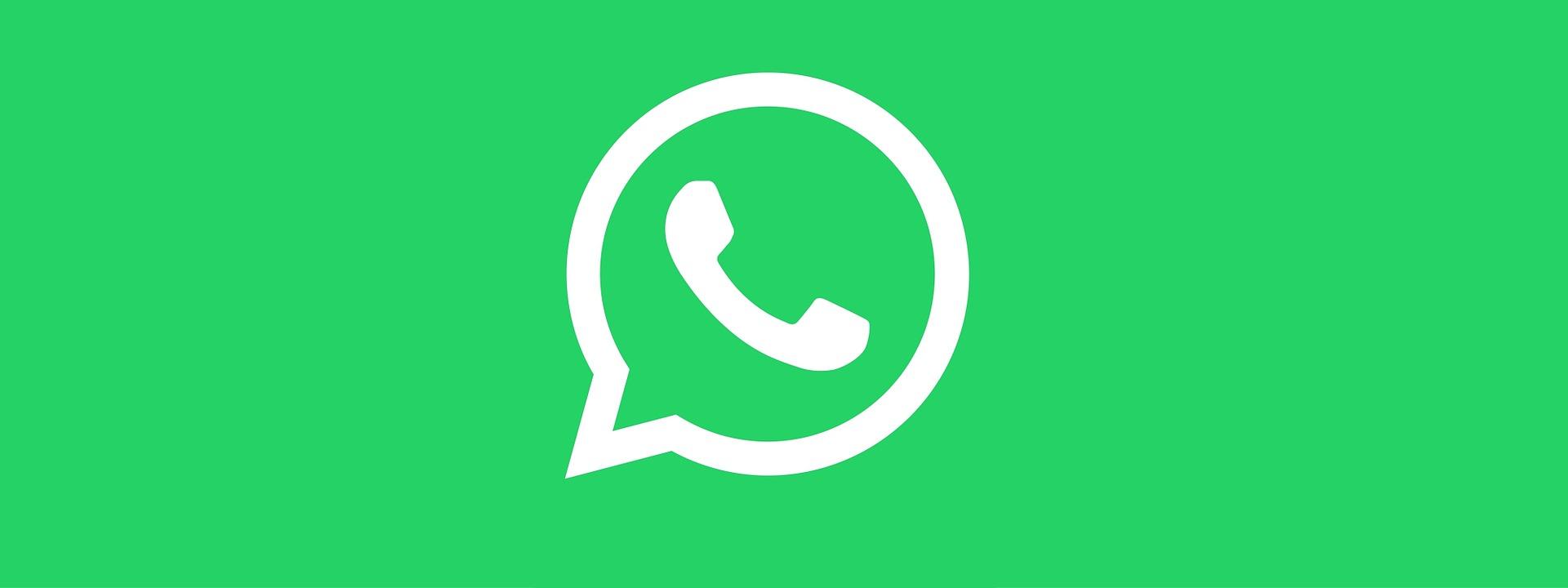 Über WhatsApp erreichbar